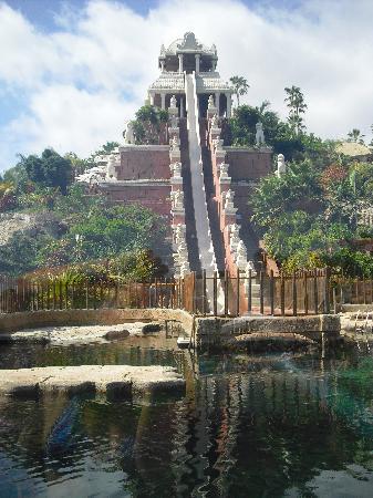 Parque Santiago: siam park