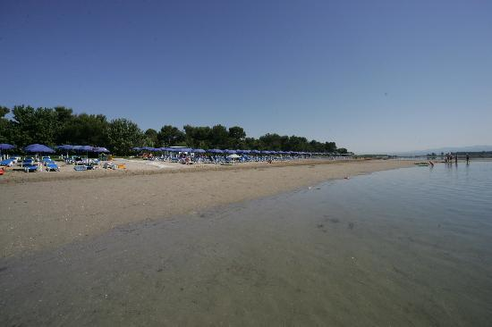 V.T.E. Villaggio Turistico Europa : Beach