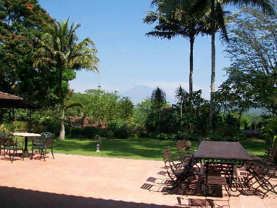 MesaStila Resort and Spa: View from the lodge