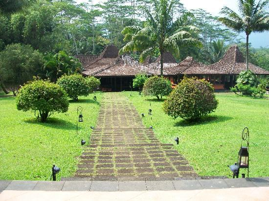MesaStila Resort and Spa: A view of the restaurants