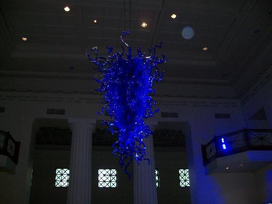 Cincinnati Art Museum : Chihuly