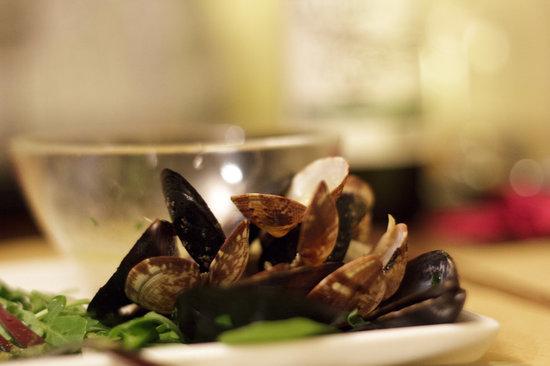 L'Acino che Vola : filetto di tonno in salsa di agrumi