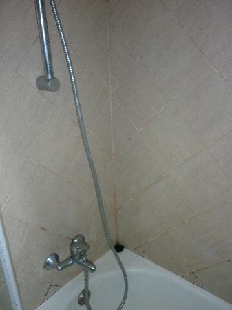 Residencia Capital: la douche
