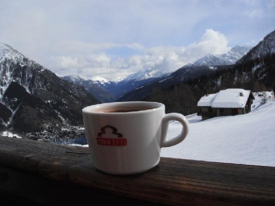 Hotel Club Mont Blanc: горы