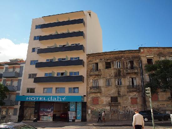 Hotel Dom Afonso Henriques : Hotel
