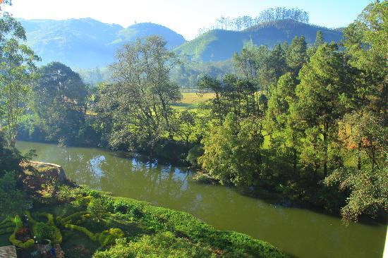 Grand Plaza Munnar: View from the Suite