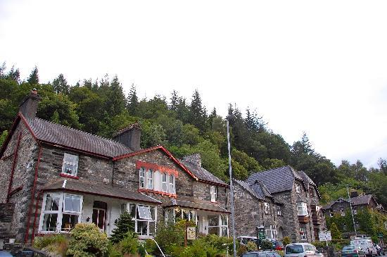 The Courthouse Henllys: Betws-y-Coed.