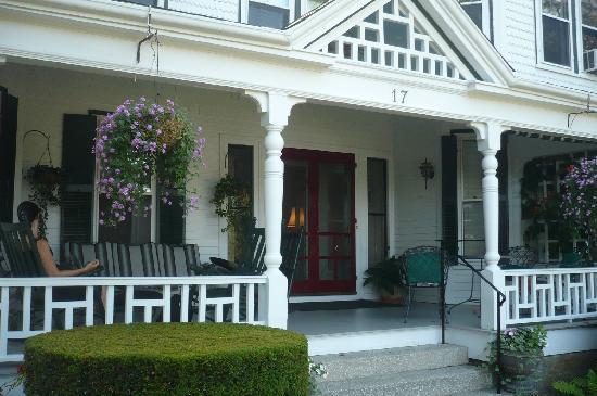 Pleasant Street Inn: Entrée principale