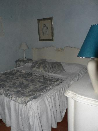Borgo dei Cadolingi: One of the bedrooms in Loggia