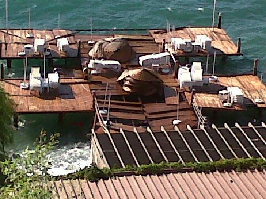 Blue Dreams Resort: unusable sundeck