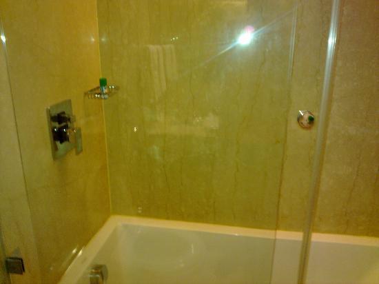 The Raintree Hotel - Anna Salai: Mirrored bath