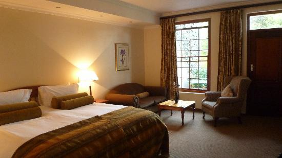 Glen Avon Lodge: Unsere Superior Suite