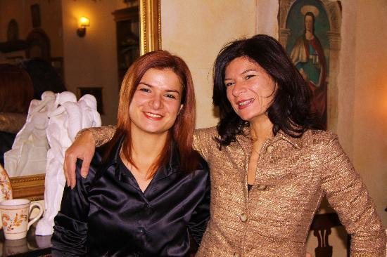 Sansepolcro, Itália: sara e loide