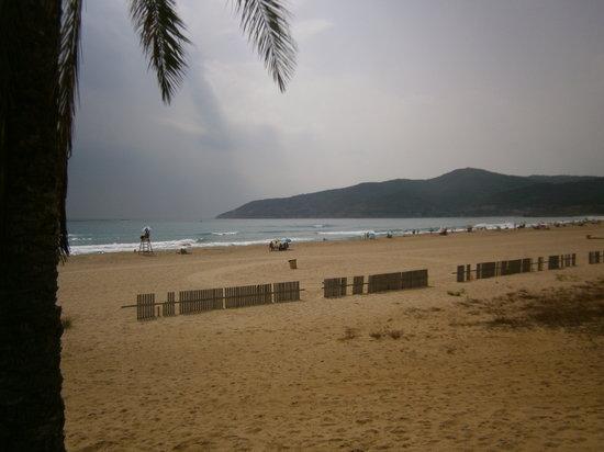 getares beach