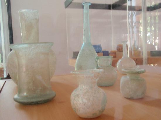 Museo del Vetro: antikes Glas aus Murano