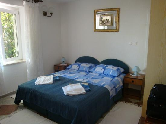 Apartments Neda: coin chambre