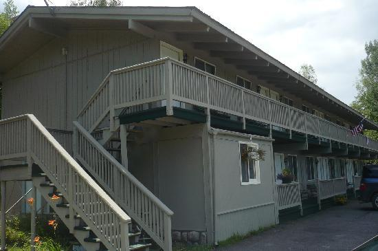 Moose Mountain Inn : motel