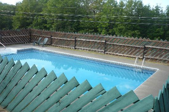 Moose Mountain Inn : piscine