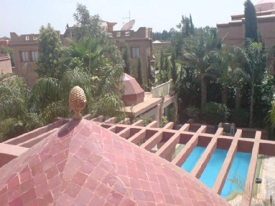 La Setifa Maison d'hotes: la setifa vue des toits