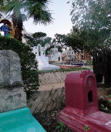 Xcaret Park: Cementerio maya