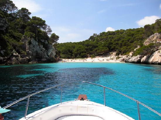 Menorca en Barco : Macarelleta
