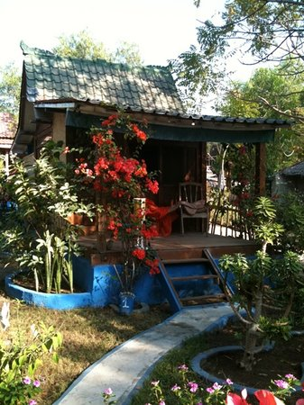Blu d'aMare: i bungalows...