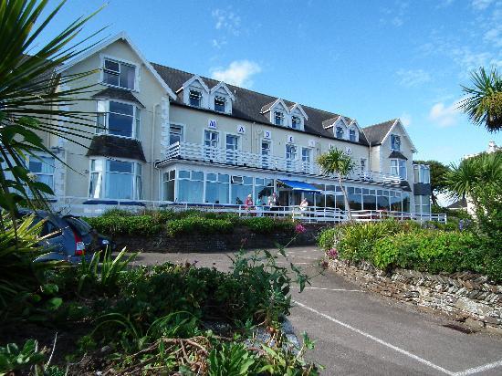 Madeira Hotel: Hotel