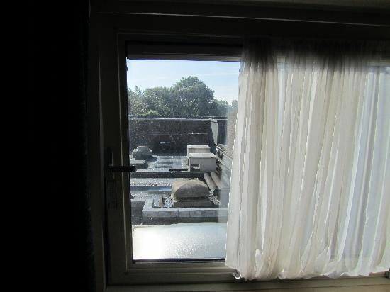 Hallmark Hotel Cambridge: The view