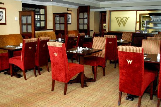 White River House Hotel: Weavers Restaurant