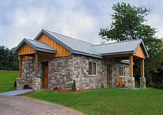 The Lodges at Gettysburg : One our our individual cottages for guests to enjoy