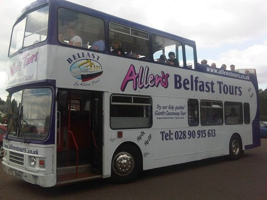 Allen's Tours: Bus