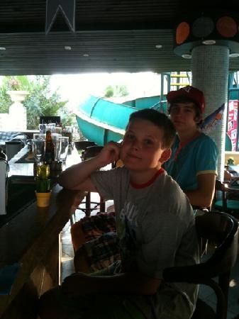 Maxwell Holiday Club: bar