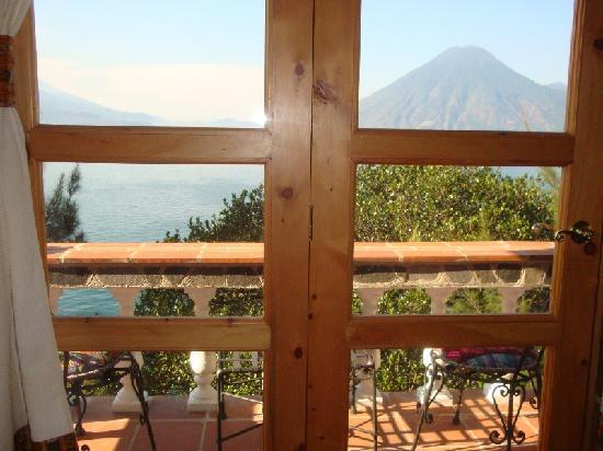 La Casa del Mundo Hotel: Balcony Room # 20