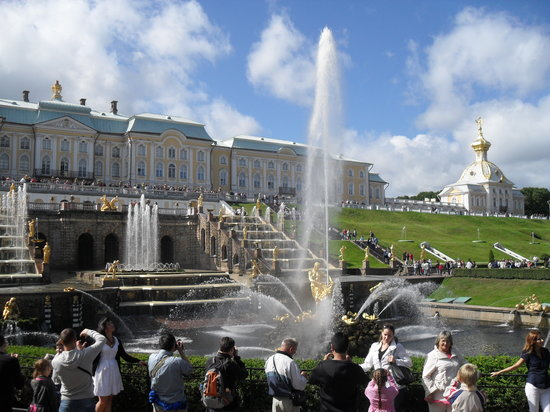 Tailored Tours of St.Petersburg