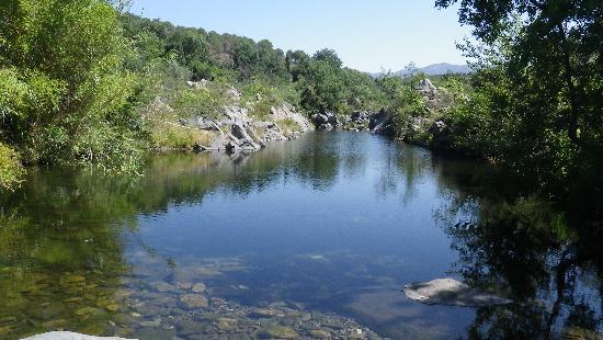 Casa BB Rabos: Rabos - nature swmming pool