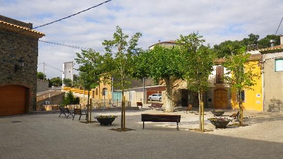 Casa BB Rabos: Rabos - village square
