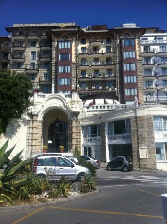 Excelsior Palace Hotel: hotel