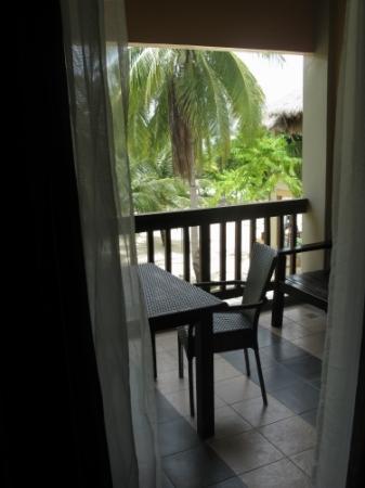 Dos Palmas Island Resort & Spa: balcony
