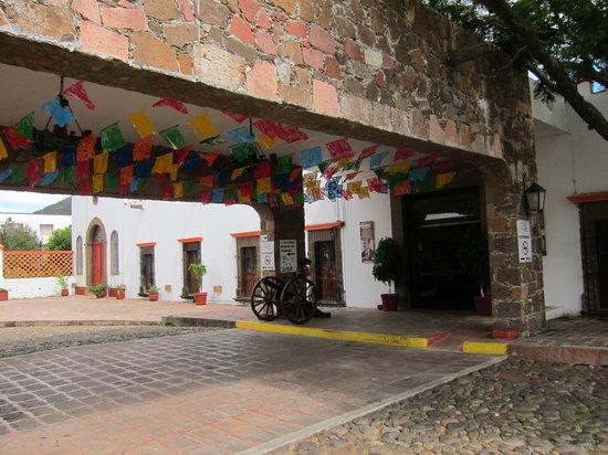 Mision La Muralla: entry