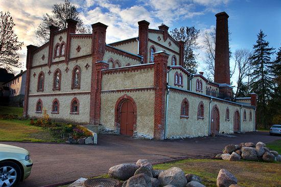 Mooste Distillery Guest House: The Phototourism Centre of Estonia picture by Jaan Künnap