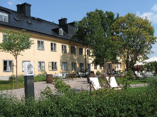Hotel Skeppsholmen: Hotel front