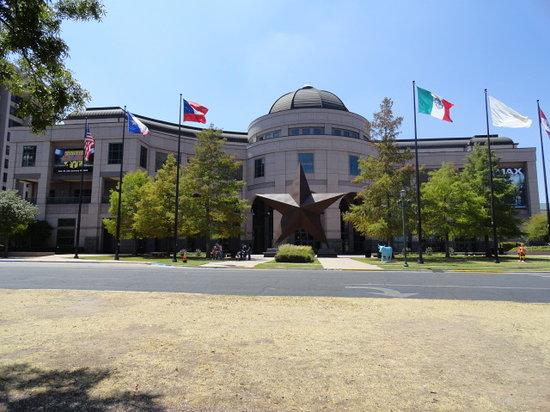 Bullock Texas State History Museum: Bob Bullock Museum