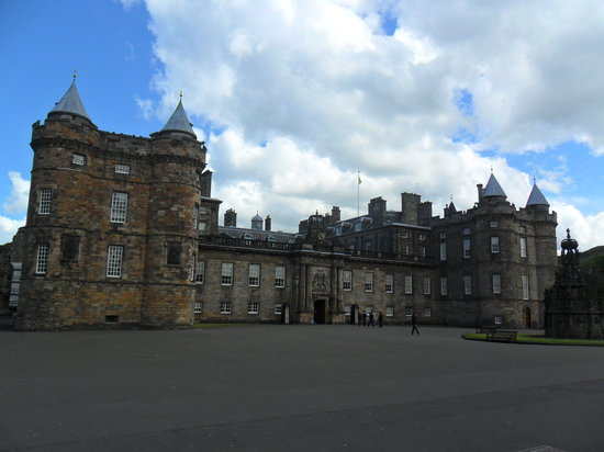Palace of Holyroodhouse: Palace of Holyrood House