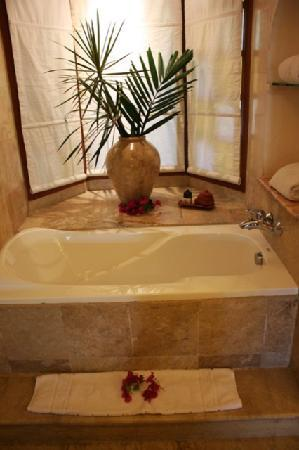 Alegre Beach Resort : Tub