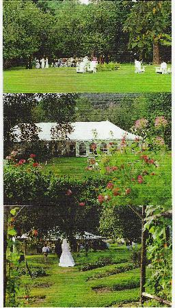 The Williamsville Inn: Weddings up to 300 guests