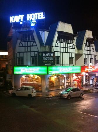 카비 호텔