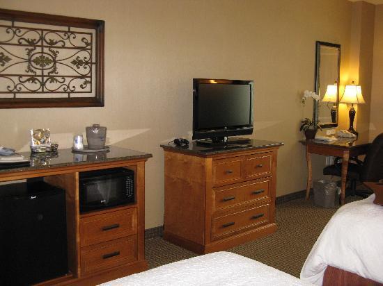 Hampton Inn & Suites Coeur d'Alene: Coeur d'Alene Hampton Inn King Room 2
