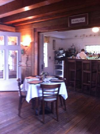 Village Cafe Interior