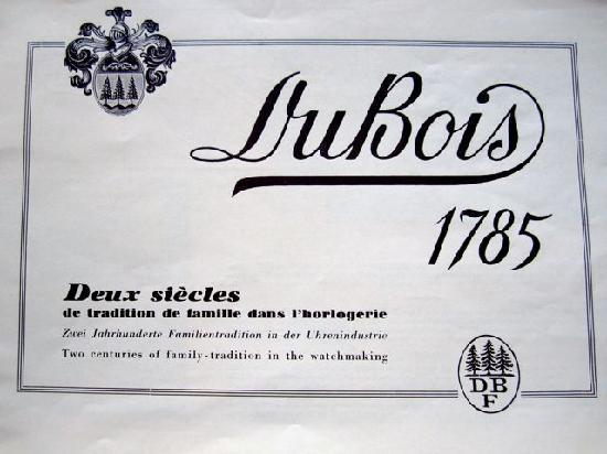 Maison DuBois: little book in the room explaining the history of the Du Bois family