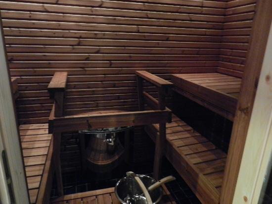 Santa's Hotel Tunturi : Sauna